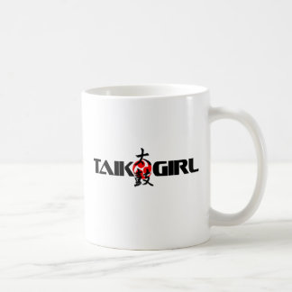 Taiko Girl (Design 1) Coffee Mug