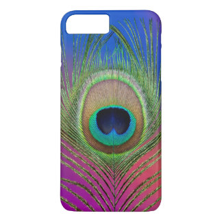 Tail feather of a peacock Case-Mate iPhone case