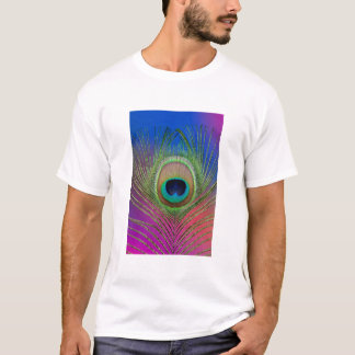 Tail feather of a peacock T-Shirt