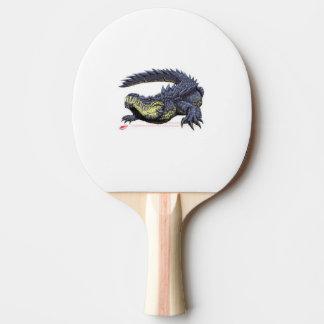 Tail Reflect Ping-Pong Paddle