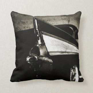 Tailfins - 1957 Chevy Pillow
