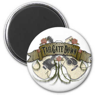 Tailgate Down Magnets