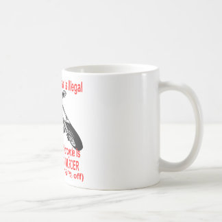 Tailgating A Motorcycle Is Premeditated Murder so Coffee Mug