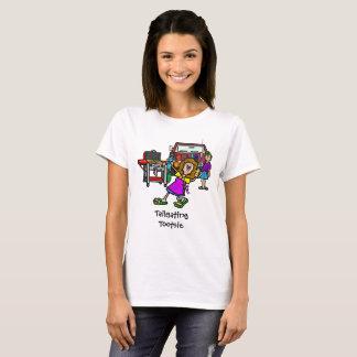 Tailgating Tootsie Women's T-shirt