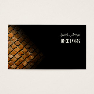 Tailleurs de pierres, cartes de visite en pierre