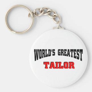 Tailor Keychain