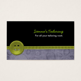 Tailoring Business Card