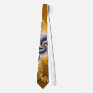 Tailspin - Fractal art Tie
