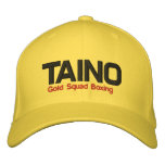 Taino, Gold Squad Boxing Baseball Cap