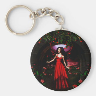 Tainted Fairy Keychain