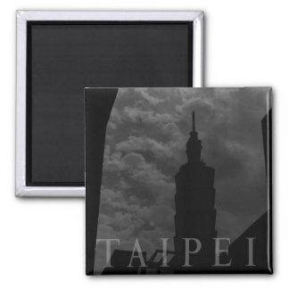 Taipei 101 Building, Taipei, Taiwan Magnet