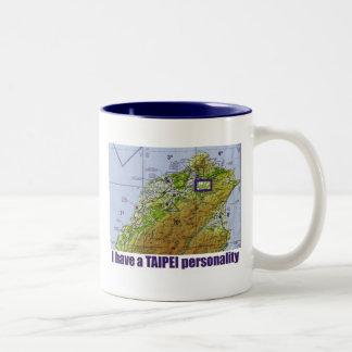 Taipei Personality mug