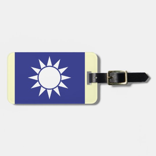 Taiwan3 Bag Tag