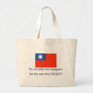 Taiwan Canvas Bags