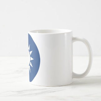 Taiwan Coat of Arms Coffee Mug