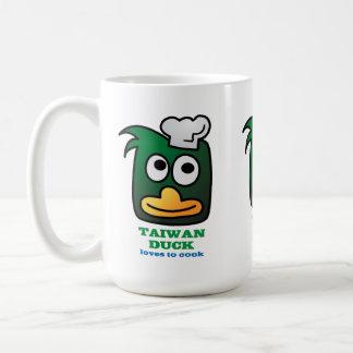 Taiwan Duck coffee cup  tea mug