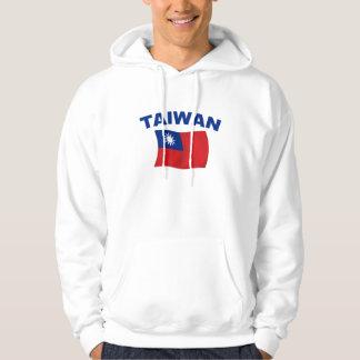 Taiwan Flag 2 Hoodie