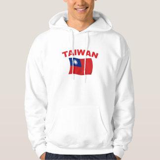 Taiwan Flag 3 Hoodie
