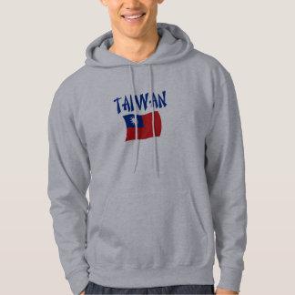 Taiwan Flag Hoodie