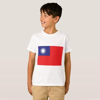Taiwan Flag T-Shirt