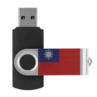 Taiwan Flag USB Flash Drive
