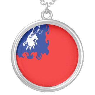 Taiwan Gnarly Flag Jewelry
