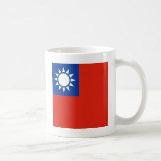 Taiwan High quality Flag Coffee Mug