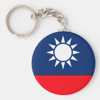 Taiwan Keychain