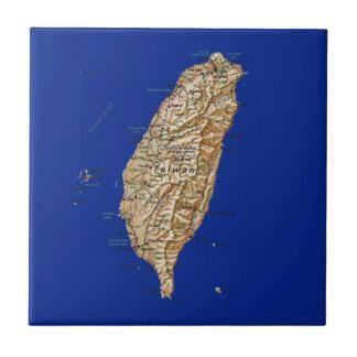 Taiwan Map Tile