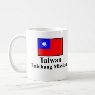 Taiwan Taichung Mission Drinkware Coffee Mug