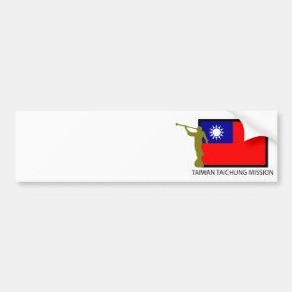 TAIWAN TAICHUNG MISSION LDS CTR BUMPER STICKER