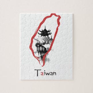 Taiwan, Taipei Jigsaw Puzzle