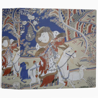 Taiwan vintage art binders