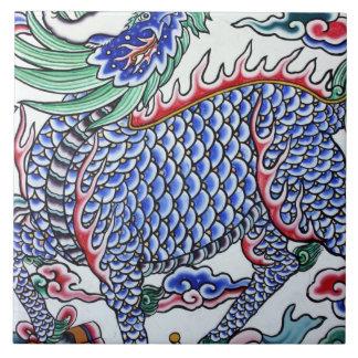 Taiwanese art tile