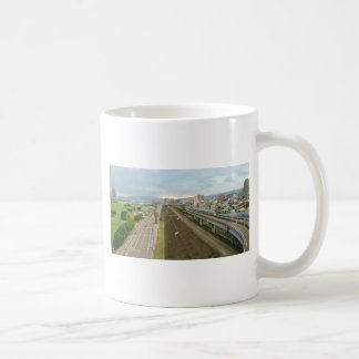 Taiwanese City and Landscape Coffee Mug
