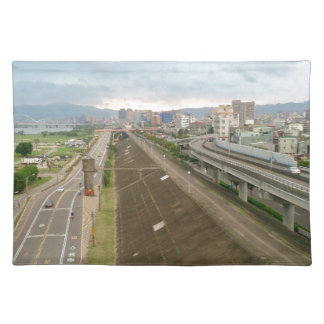 Taiwanese City and Landscape Placemat