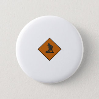 Taiwanese Worker Sign 2 Inch Round Button
