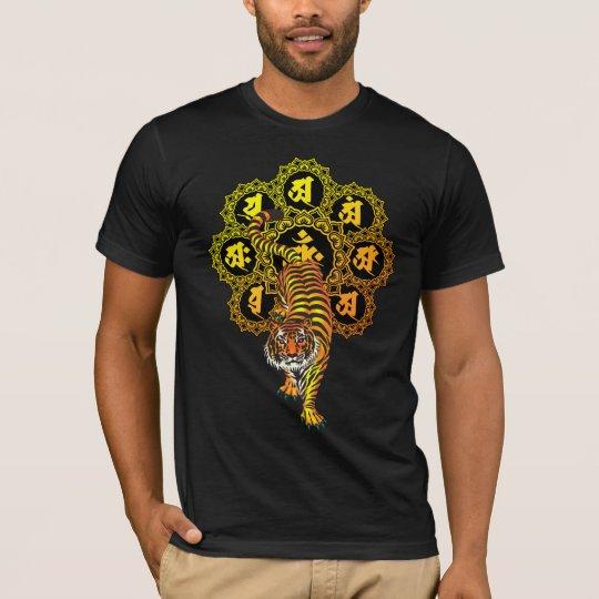 taizo mandala tiger T-Shirt