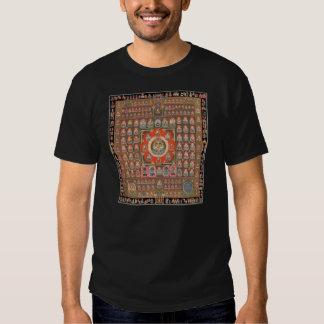 Taizokai Mandala T Shirts
