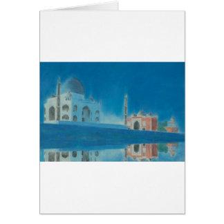 Taj. Card