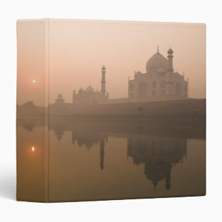 Taj Mahal, Agra, India Vinyl Binder