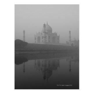 Taj Mahal, Agra, Uttar Pradesh, India 3 Postcard