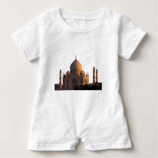 Taj Mahal Baby Romper