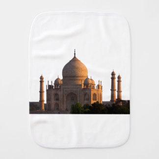 Taj Mahal Burp Cloth