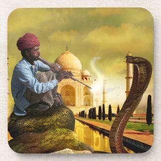 Taj Mahal Coasters