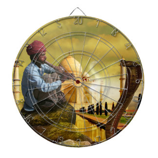 Taj Mahal Dartboard With Darts