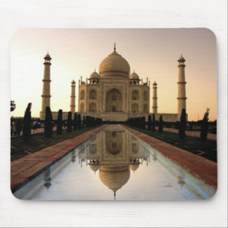 Taj Mahal from Delhi, India Mouse Pad