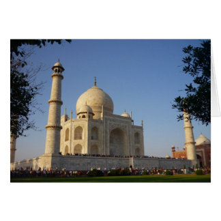 taj mahal full card