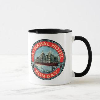Taj Mahal Hotel Bombay Mug