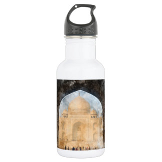 Taj Mahal in Agra India 532 Ml Water Bottle